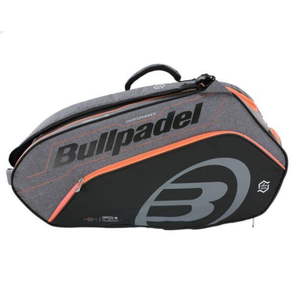 Borsa Bullpadel BPP21007 grigia e arancione